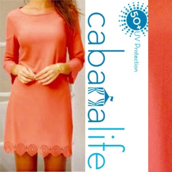 fd28eae29e Cabana Life Dresses | 60 Palm Breeze Uv Protection Dress | Poshmark